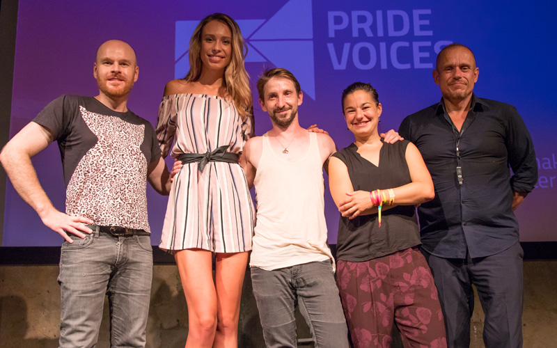 Pride Voices