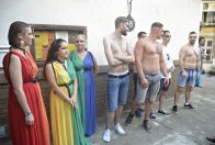 Silk Road Fashion show